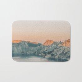 Crater Lake / Oregon Bath Mat