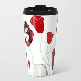 Kiss From a Rose Travel Mug