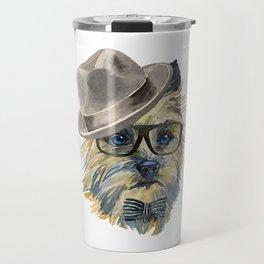 Cairn Terrier, terrier mom Travel Mug