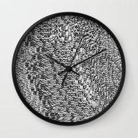 metallic Wall Clocks featuring metallic by clemm