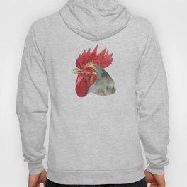 Rooster Double Exposure Hoody