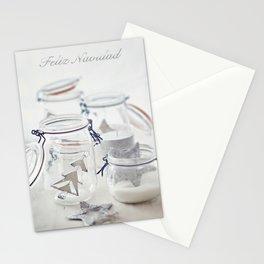 Feliz Navidad culinaria Stationery Cards