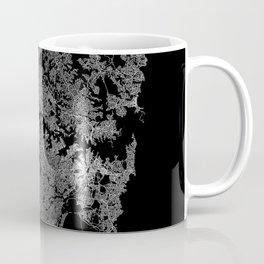 Sydney map Australia Coffee Mug