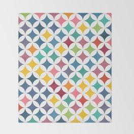 Stars - Parrot #290 Throw Blanket