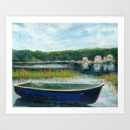 Centerport Long Island NY Art Print