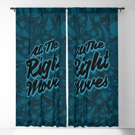 All The Right Chess Moves Blackout Curtain