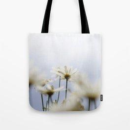 Flors blanques Tote Bag