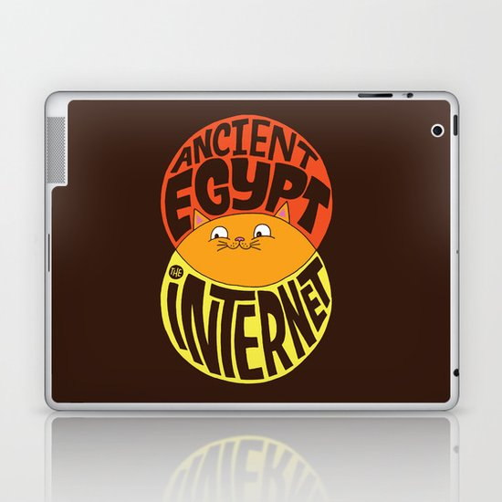 Ancient Egypt, The Internet, Cats Laptop & iPad Skin