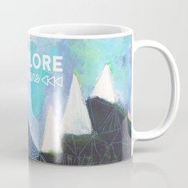 Matterhorn Cirque Mountain Peaks Coffee Mug