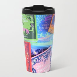 Leather Bound Classics Series - Part 3 Travel Mug
