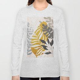 Vibrant Tropical Art I Long Sleeve T-shirt