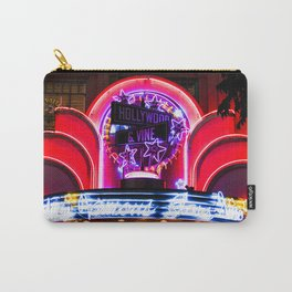 Hollywood & Vine Carry-All Pouch