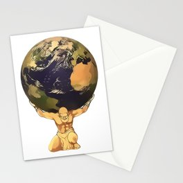 Titan - Atlas Stationery Cards