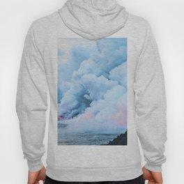 Pastel volcano smoke Hoody
