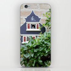Birdhouse iPhone & iPod Skin