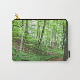 The Emerald Forest Carry-All Pouch