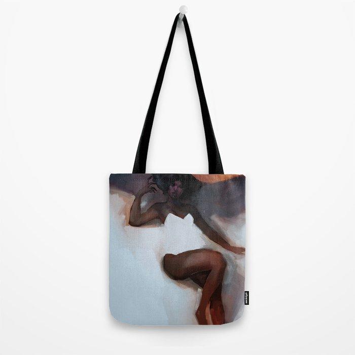Chocolat Tote Bag