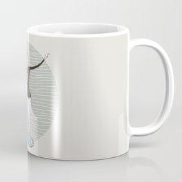 Five Toes Coffee Mug