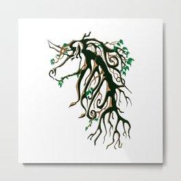 Hidden Legend Metal Print