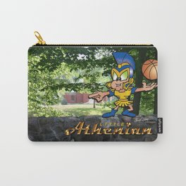 Little Athenian Basketball Carry-All Pouch