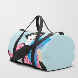 Geisha #2 Duffle Bag