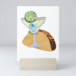 Taco Tuesday Mini Art Print