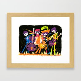 The Lonely Dead Hearts Framed Art Print