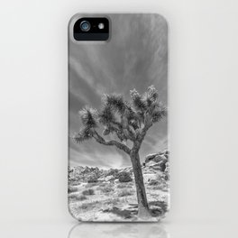 Joshua Tree California iPhone Case