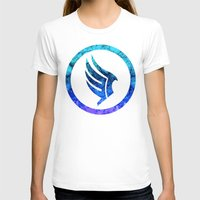 mass effect T-shirts featuring Mass Effect Paragon by foreverwars