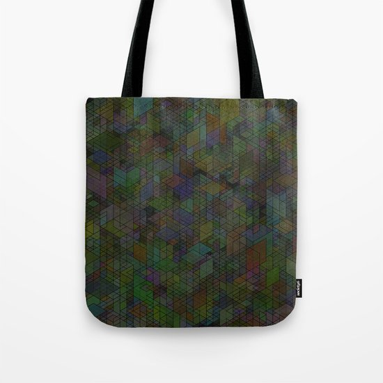 Panelscape - #7 society6 custom generation Tote Bag
