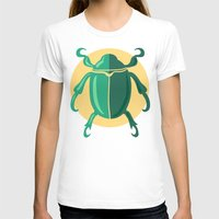 beetle T-shirts featuring beetle by Cardinal Design