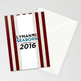 Lyman Seaborn 2016 Stationery Cards