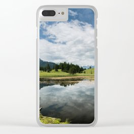 Lai Nair Clear iPhone Case