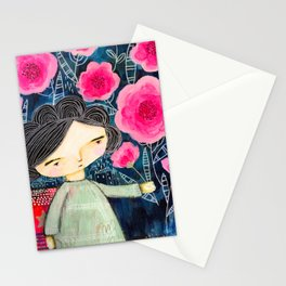 Quilted Princess Stationery Cards