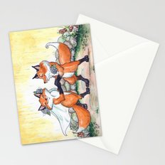 Fox Wedding  Stationery Cards