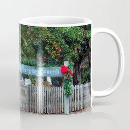Peace To All Buried Here Coffee Mug