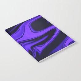 Purple Feelings Notebook