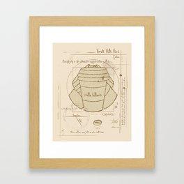 Venti Vidi Vici Framed Art Print