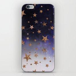 Star Clouds iPhone Skin