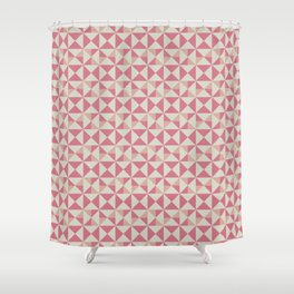 Geometric Pattern #007 Shower Curtain