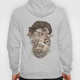 Fur Coat Hoody