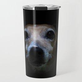 Portrait of Cady Travel Mug