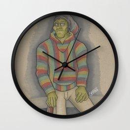 RastaFrankian Wall Clock