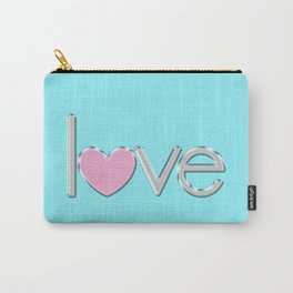 Love (version 1) Carry-All Pouch