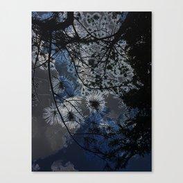 Futuristic Cynosure Canvas Print