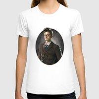 david tennant T-shirts featuring David Tennant - Doctor Who 2 by KanaHyde