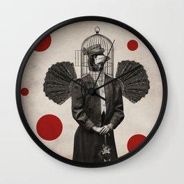 Anthropomorphic N°18 Wall Clock
