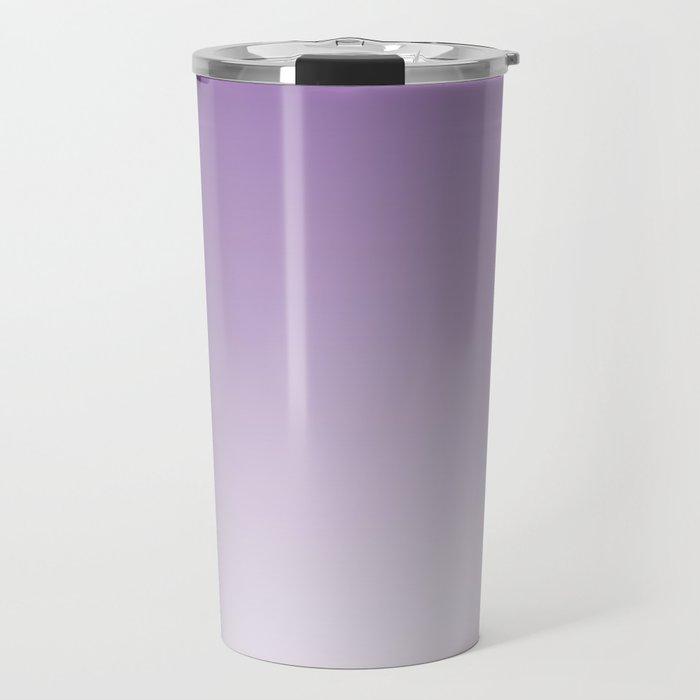 Lavender Ombre Travel Mug