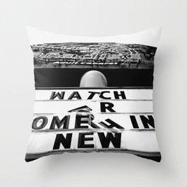 Something new Throw Pillow