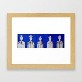 Individuality Framed Art Print